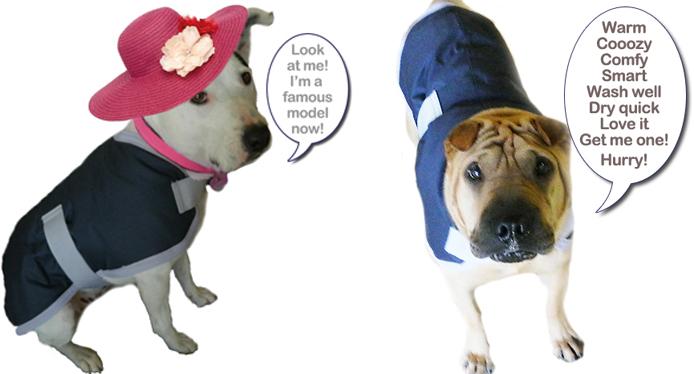 DAPPER DOG COAT SEASON