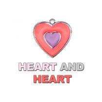 Charm Heart and Heart