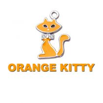 Charm Orange Kitty Hanly Vet